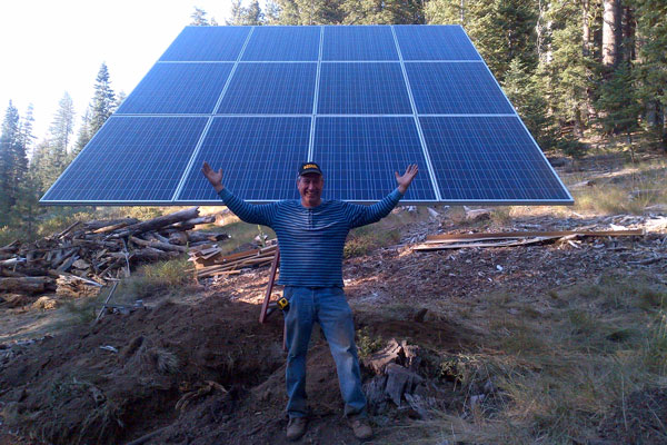 3.6 Kw On-Grid Tie Solar Kit