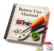 trojan battery manual