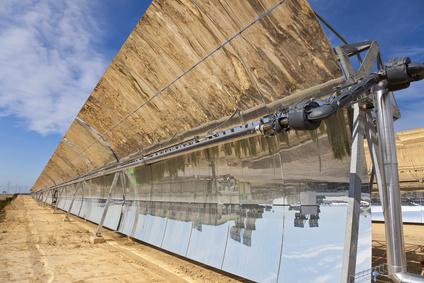 parabolic solar