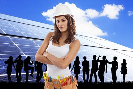 solar jobs california