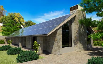 solar sacramento living