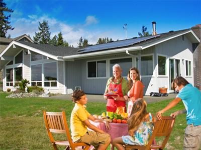 home solar payback