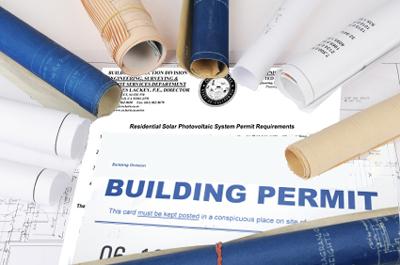 solar home permit