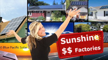 home solar installations