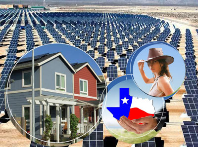 texas solar