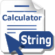 string calculator