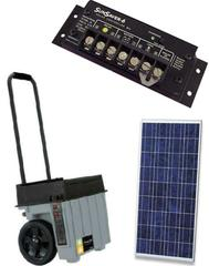emergency solar backup power kits