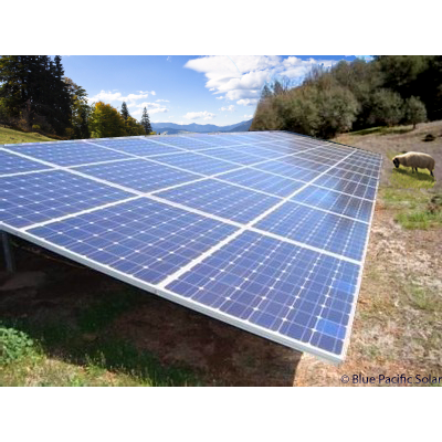 5640 Off Grid Solar Kit Remote Living Stand Alone Systems