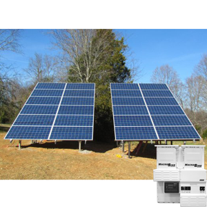 5880w Off Grid Solar Kit Stand Alone Systems