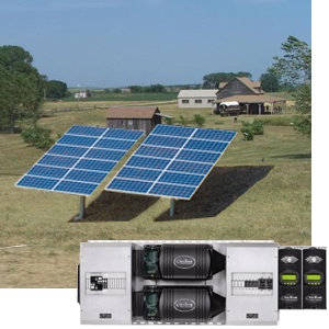 5880w Outback Off Grid Solar Kit