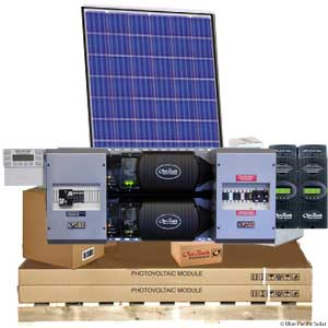 Outback 6000W FP2 Off-Grid Kit on