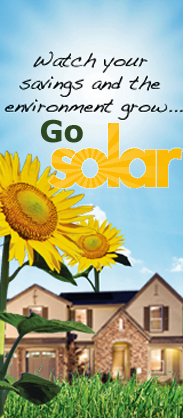 solar home panels