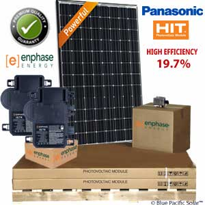 4.6 kW Microinverter Solar Kit Enphase