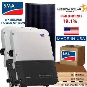 SMA Sunny Boy 15 kW Kit