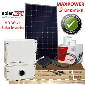 Off-Grid Battery Based Grid-Tie Solar Kits