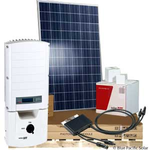 Solaredge 2400w 300 watt panel kit solaredge power center solutioingenieria Choice Image