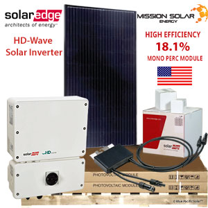 solaredge 9.0 Solar Kit