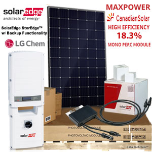 Backup Home Energy Solar and Batteries solaredge
