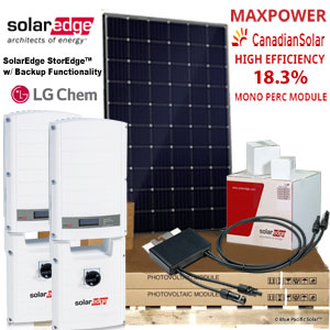 6 kW Home Backup Power solaredge