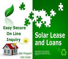 california solar leaseing