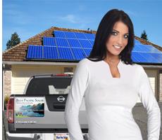 sacramento solar roof
