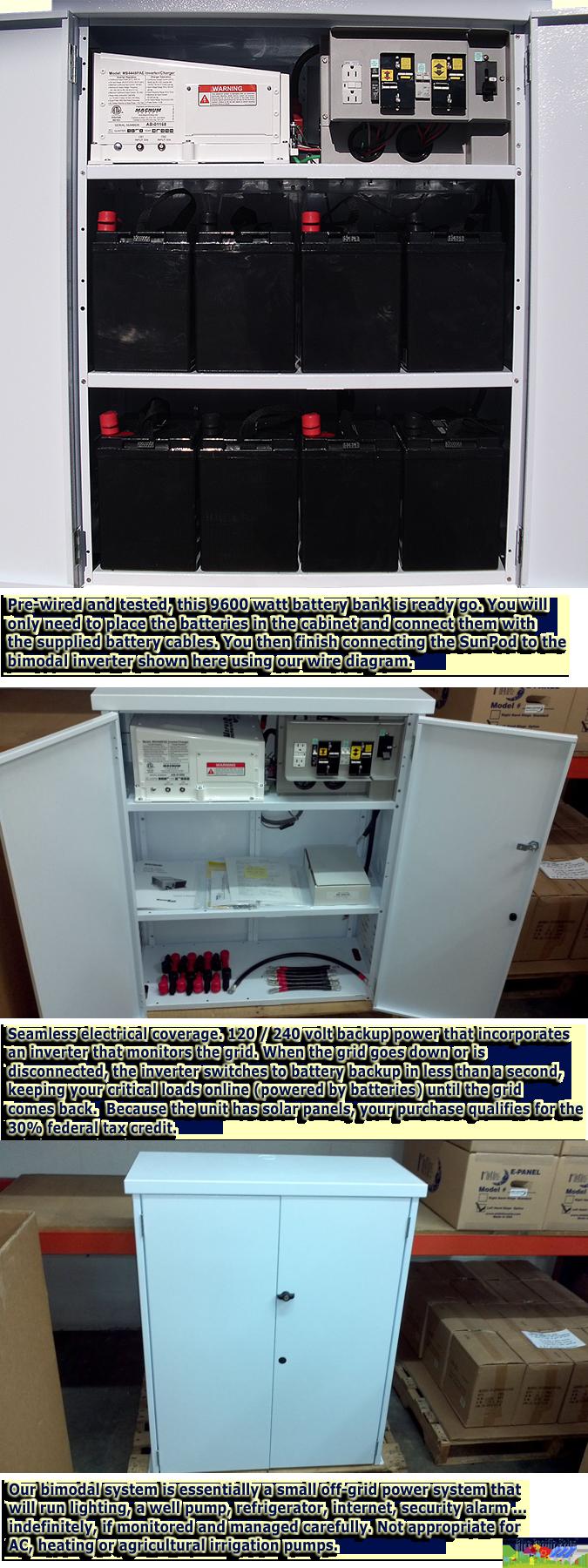 home bimodal solar