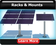 solar racks mounts
