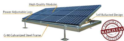 Off-grid Pre-assembled Solar Kit With Batteries $27,340.00